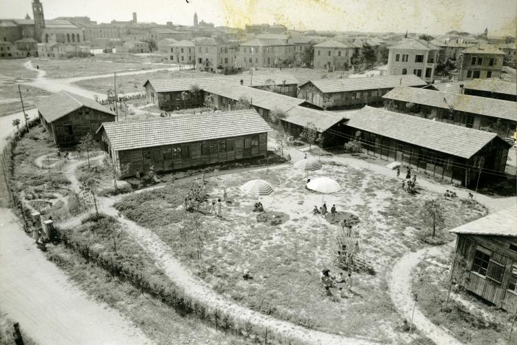 Villaggio CEIS, 1946