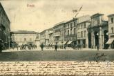 Rimini, Piazza Cavour e Pescheria, ca. 1902
