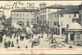 Rimini, Piazza Giulio Cesare, ca. 1900-1905