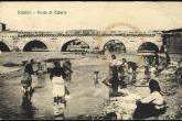 Rimini, Ponte di Tiberio, ca. 1909